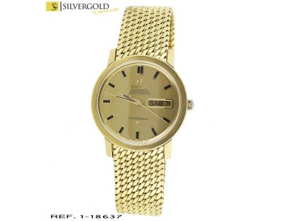 Reloj oro 18Kt. marca Omega Cronometer Automatic Constellation