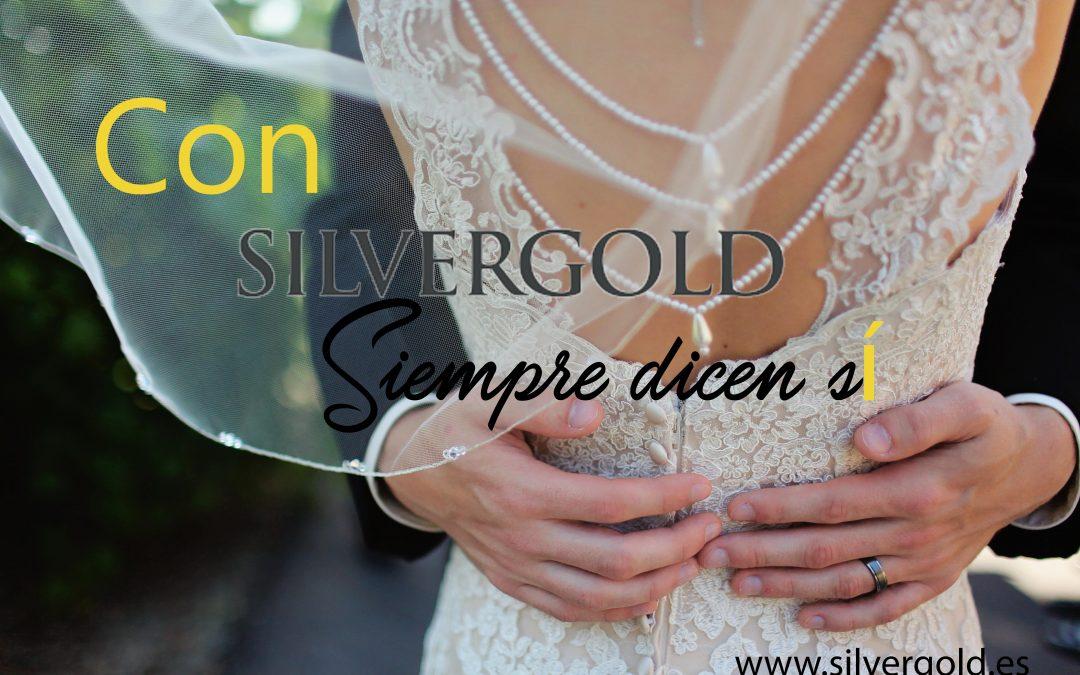 Los pendientes de tu boda. Apuesta por el oro para este día.