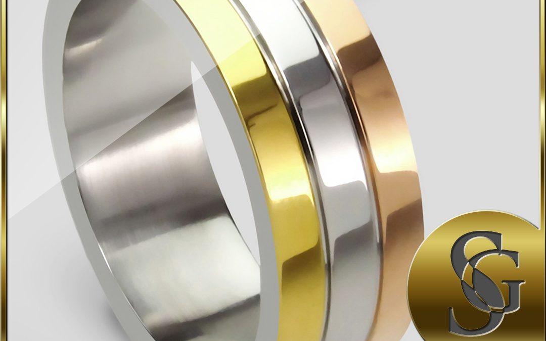 El oro y sus colores